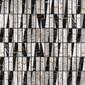 Bamboo Grigio Nero | Natural stone mosaics | MegaTiles Limited