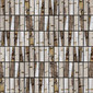 Bamboo Forest Brown | Natural stone mosaics | MegaTiles Limited