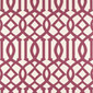 Imperial Trellis Raspberry wallcovering | Wall coverings / wallpapers | F. Schumacher & Co.