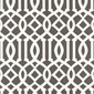 Imperial Trellis Charcoal wallcovering | Wall coverings | F. Schumacher & Co.