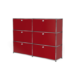 USM Haller Storage 3 K8 | Kids storage furniture | USM
