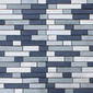MBM387GSK Sky Graffiato | Mosaïques | Metal Border Italia