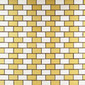 MBM305ORO Oro Satinato | Mosaïques | Metal Border Italia