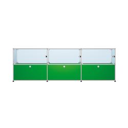 USM Haller Credenza 8 | Cabinets | USM