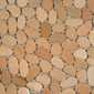 Pebbles IA-402 Pink | Natural stone mosaics | Get Stoned