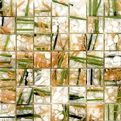 Natural Decor® Bamboo Mosaic | Mosaïques en plastique | Archeo Ceramica