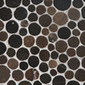 Round Dia M Silva | Natural stone mosaics | Mosaic Miro Production