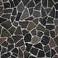 Palladiana Gaia M Silva | Natural stone mosaics | Mosaic Miro Production