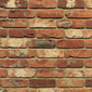 Terra Cotta Classic handformed brick | Facade bricks / Facing bricks | A·K·A Ziegelgruppe