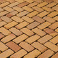 Plauen paving bricks | Ceramic flooring | A·K·A Ziegelgruppe