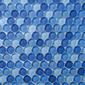 Round Glass Mosaic M05 | Mosaïques verre | EVIT