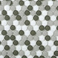 Round Glass Mosaic M17 | Glass mosaics | EVIT