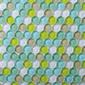 Round Glass Mosaic M03 | Mosaïques verre | EVIT