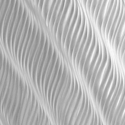 Ripples Pattern architectural metal | Metallbleche / -paneele | Moz Designs