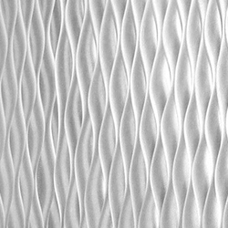 Kelp Pattern architectural metal | Lastre in metallo | Móz Designs