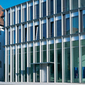 City council Landsberg, Germany | Facade design | Wicona
