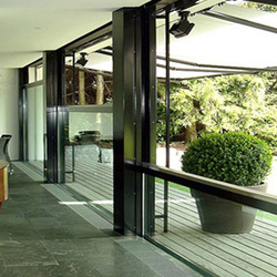 Hirt Descender Front | Patio doors | Hirt Metallbau