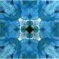 Blue Glitz 7 | Ceramic tiles | Dominic Crinson