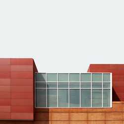 UNM Cancer Center - New Mexico | Facade design | Rieder