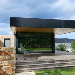 Pool Pavilion Killcare (AU) | Facade design | Rieder