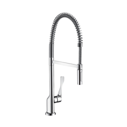 AXOR Citterio Semi-Pro Single Lever Kitchen Mixer DN15 | Kitchen taps | AXOR