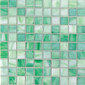 M22 Verde Chiaro Mix | Glass mosaics | VITREX S.r.l.
