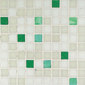 M27 Artik Verde Mix | Mosaici in vetro | VITREX S.r.l.