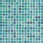 Azzurro 1,1x1,1cm | Mosaics | VITREX S.r.l.