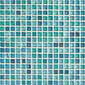 Azzurro 1,1x1,1cm | Mosaïques verre | VITREX S.r.l.