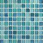 Azzurro 2,3x2,3cm | Mosaïques verre | VITREX S.r.l.