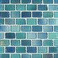 Azzurro 2,3x4,8cm | Mosaïques verre | VITREX S.r.l.