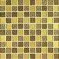 233G Oro Mix 2,3x2,3 cm | Mosaïques en verre | VITREX S.r.l.