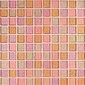 233R Rosa Mix 2,3x2,3 cm | Mosaici vetro | VITREX S.r.l.