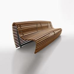 Titikaka | Garden benches | B&B Italia