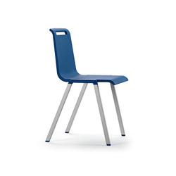 Mit chaise | Sièges visiteurs / d'appoint | actiu