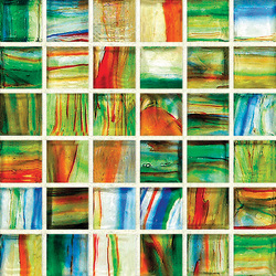 JewelStone Glass Mosaic J00247 | Glass mosaics | Hirsch Glass