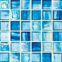 JewelStone Glass Mosaic JI0623 | Mosaïques verre | Hirsch Glass