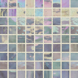 Stained Glass Mosaic MI0387 | Glass mosaics | Hirsch Glass