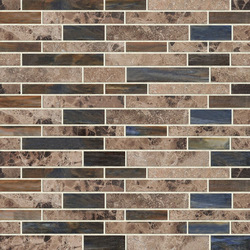 Earth & Art Glass/Stone Mosaic SGL004 | Mosaici vetro | Hirsch Glass