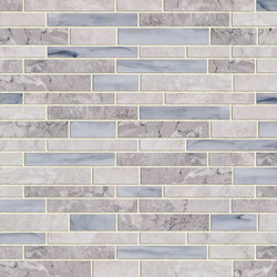 Earth & Art Glass/Stone Mosaic SGL009 | Mosaici vetro | Hirsch Glass
