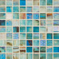 GemStone Glass Mosaic KI0270 | Mosaici vetro | Hirsch Glass