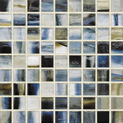 GemStone Glass Mosaic K00135 | Glas Mosaike | Hirsch Glass