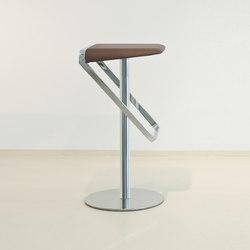 SERA_PELLE | Bar stools | FORMvorRAT