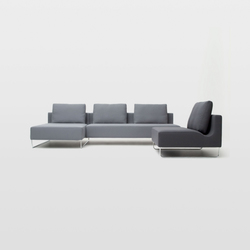 Canyon | Modular seating elements | Bensen