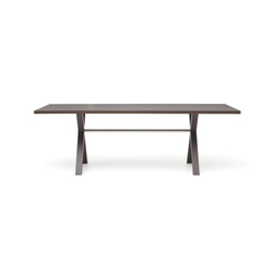 X Table | Dining tables | Bensen