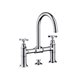 AXOR Montreux 2-Handle Basin Mixer DN15 | Wash-basin taps | AXOR