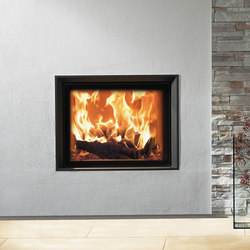 66x51S | Foyers fermés à bois | Austroflamm
