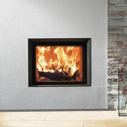 66x51S | Wood burner inserts | Austroflamm