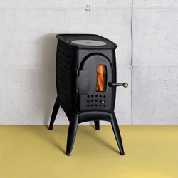 Estufas estufas de hierro fundido de alta calidad en for Chimenea hierro fundido
