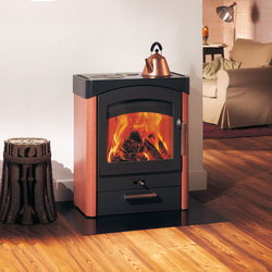 Pallas | Wood burning stoves | Austroflamm